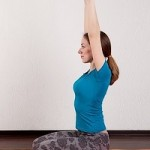 Simple yoga pose for lower back pain 1
