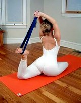 How To Use Yoga Straps