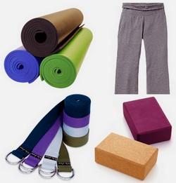 yoga equipment for beginners