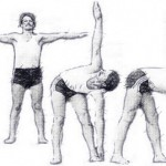 yoga for trapped nerve in back