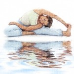 relaxation during yoga