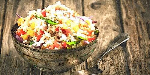 vata-kapha meal plan