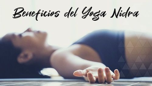 Yoga nidra beneficios
